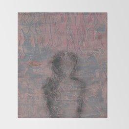 Figure Throw Blanket