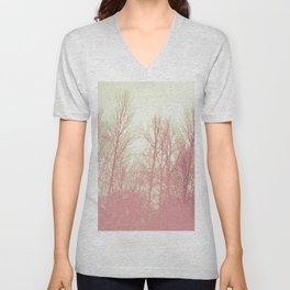 Neapolitan Trees Unisex V-Neck