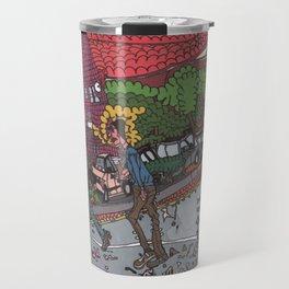 Jills Street - New York Travel Mug