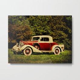 Roadster  Metal Print