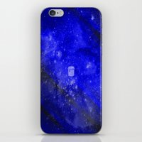 doctor who iPhone & iPod Skins featuring Doctor Who by Fimbis