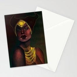 Madame de Fer Stationery Cards
