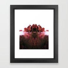 Nature's Calm Framed Art Print
