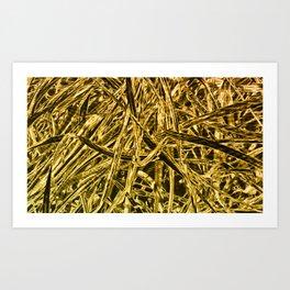 Metallurgy Art Print