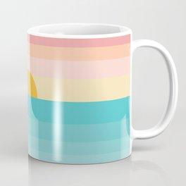 sunrise /sunset Coffee Mug