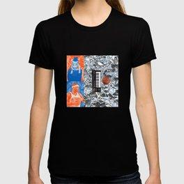Carmelo Anthony & Grimes Blind Date Rainforest Cafe Leftovers 2014 T-shirt