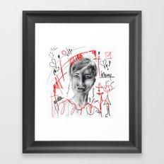 All in all Framed Art Print