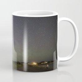 Airglow and the Milkyway at Pebble Beach Coffee Mug