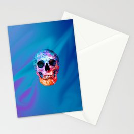 Celestial Skull Stationery Cards