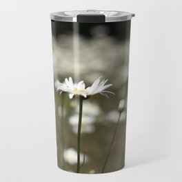Wildflowers in an Oregon Field Travel Mug