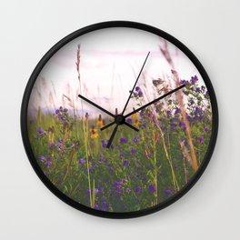 DESIDERATA Wall Clock