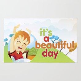 Beautiful Day Rug