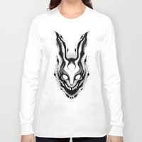 frank Long Sleeve T-shirts featuring Frank by Artistic Dyslexia