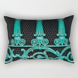 New Orleans Patina Rectangular Pillow