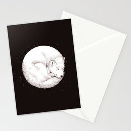 The Howl of the Moon Stationery Cards