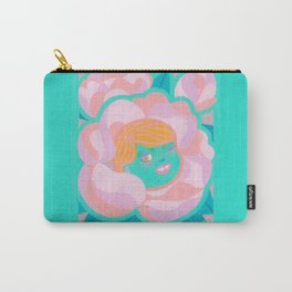 Blooming Girls - Peony Carry-All Pouch