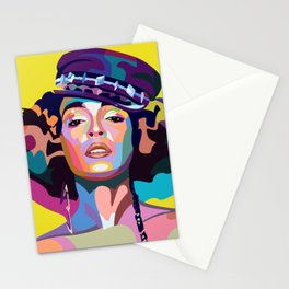 Janelle M Stationery Cards