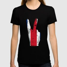 Fancy Costa Rica Victory Gift Idea T-shirt