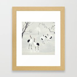 Love's Dance Framed Art Print