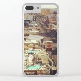 Strip Clear iPhone Case