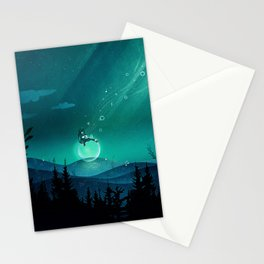 Comfortably Numb Stationery Cards