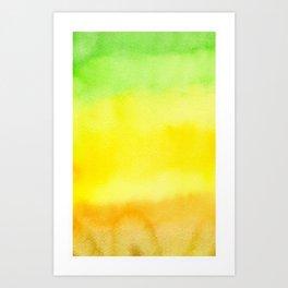 [Colour Creation] - Autumn Art Print