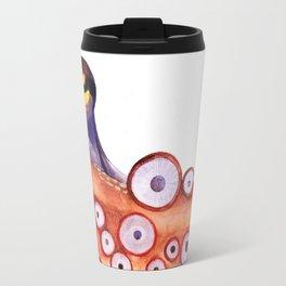Octopus in waiting Travel Mug