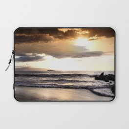 Rhythm of the Island Laptop Sleeve