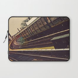 Meet me in the city Laptop Sleeve
