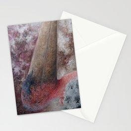 Marabou Stork (Leptoptilos crumenifer) Stationery Cards