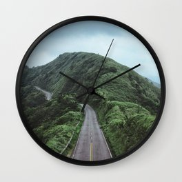 One Way to Belong Wall Clock