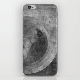 Circle Distortions #5 iPhone Skin