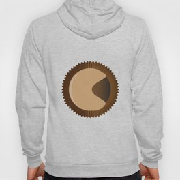 Chocolate Box Moon Shape Hoody