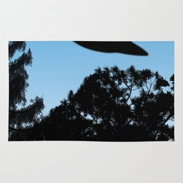 I Want to Believe poster Rug