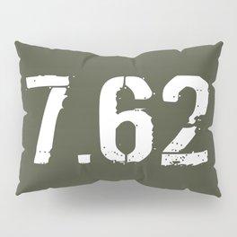 7.62 Ammo Pillow Sham