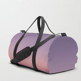LA sunset sky gradient 243 Duffle Bag