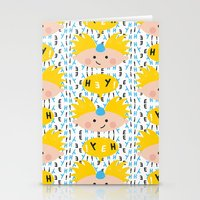 arnold Stationery Cards featuring Hey! Arnold by Carly Watts