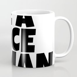 BE A NICE HUMAN Coffee Mug