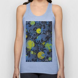 *  Underwater Living *  By: Matthew Crispell Unisex Tank Top