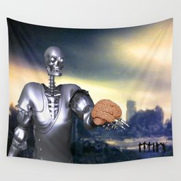 Hamlet Science-Fiction Wall Tapestry