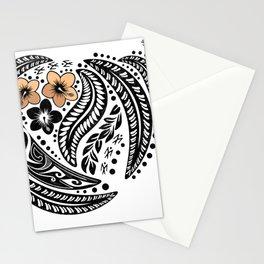 Polynesian Tribal Stationery Cards