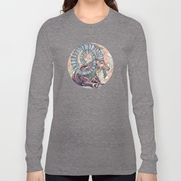 Nubian Ibex Long Sleeve T-shirt