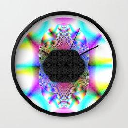 Eye - Auge  (A7 B0139) Wall Clock