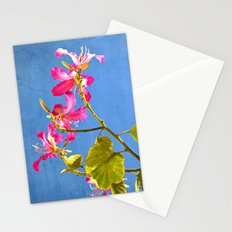 We'll always have the flowers Stationery Cards