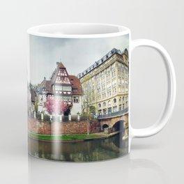 Des Pontonniers panorama Coffee Mug
