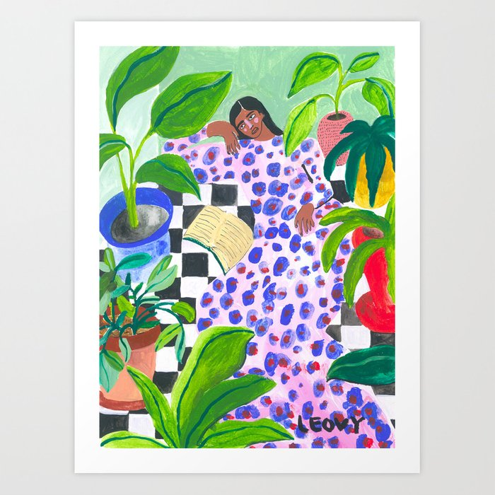 Spring Daze Kunstdrucke