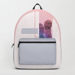 Pastel Cactus #society6 #spring Backpack