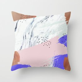Unfolding Significance #society6 #decor #buyart Throw Pillow