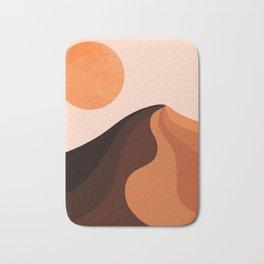 Abstraction_SUN_MOUNTAINS_Bohemian_Minimalism_002 Bath Mat