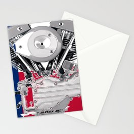 Texas Lone Star Shovel Stationery Cards